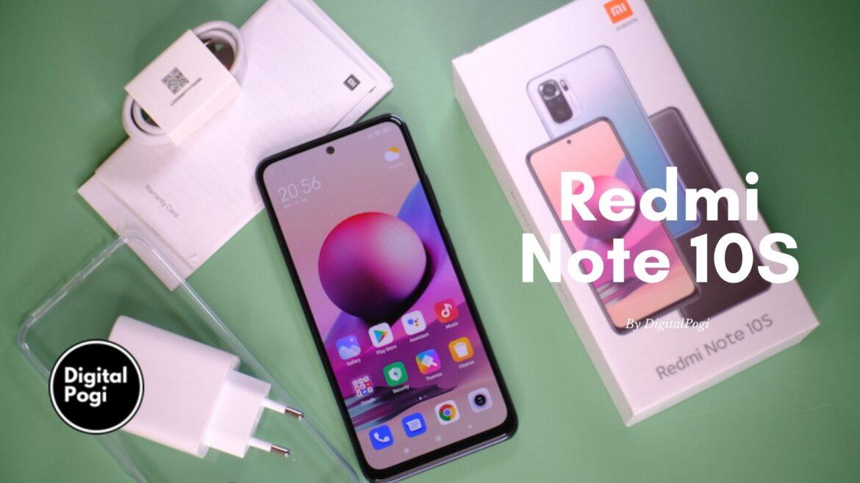 [REVIEW] Xiaomi Redmi Note 10S