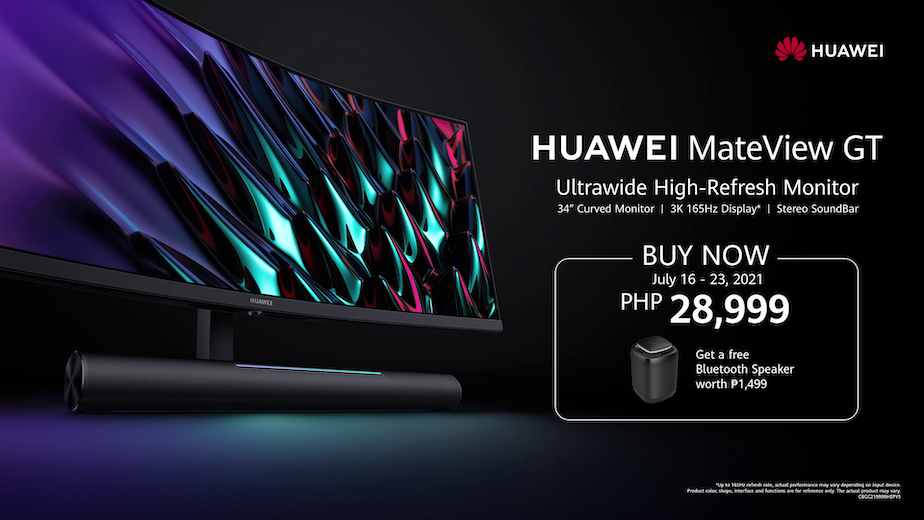 New HUAWEI Wearables, Monitor, and Smart Device Officially Hit PH Shelves