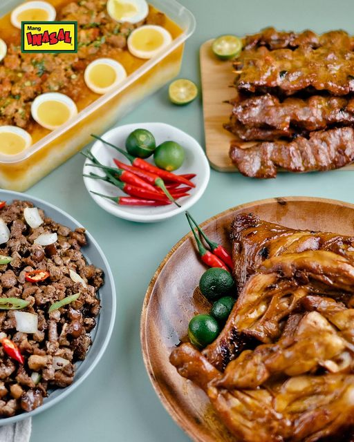 Satisfy Your Family's cravings with Mang Inasal's Family Size Meals.