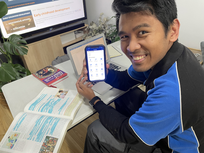 GCash Helps OFWs Support their Families and Manage their Finances