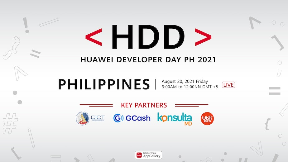 Huawei Holds Developer Day 2021 this August 20
