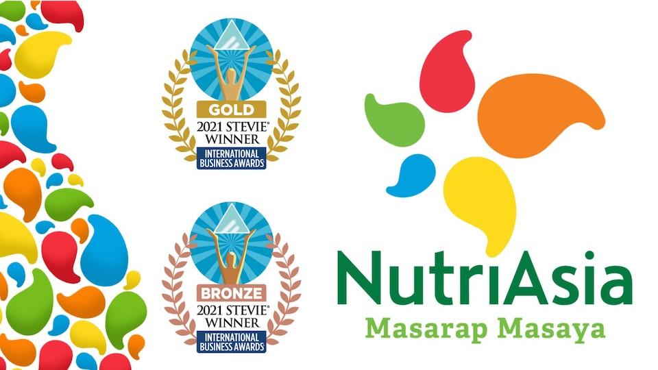 NutriAsia Wins Big at the 2021 Stevie Awards