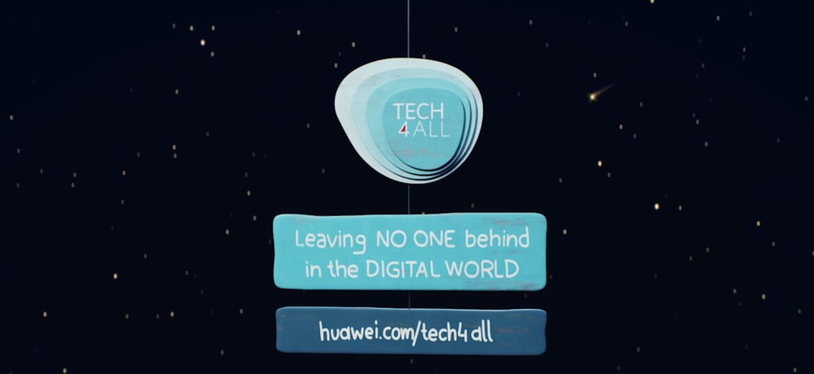 Global Partners to Join Huawei's TECH4ALL Digital Inclusion Initiative